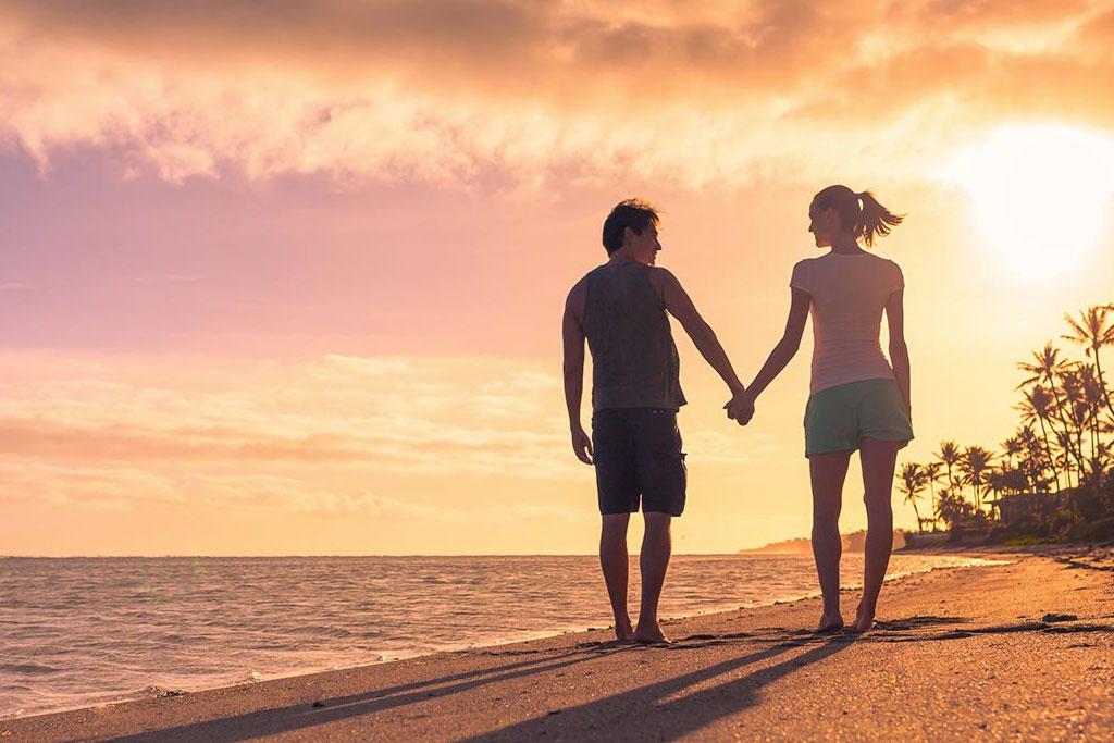 Conheça cinco motivos para passar sua lua de mel na praia