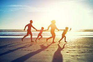 Conheça os benefícios de fazer uma viagem em família